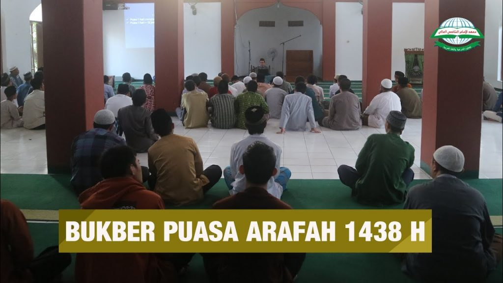 Bukber Puasa Arafah