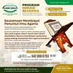 Program Donasi Beasiswa