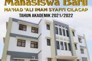 Penerimaan Mahasiswa Baru Tahun Akademik 2021/2022 Dibuka..!!