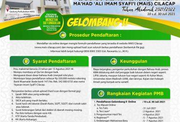 PMB Gelombang II T.A. 2021/2022