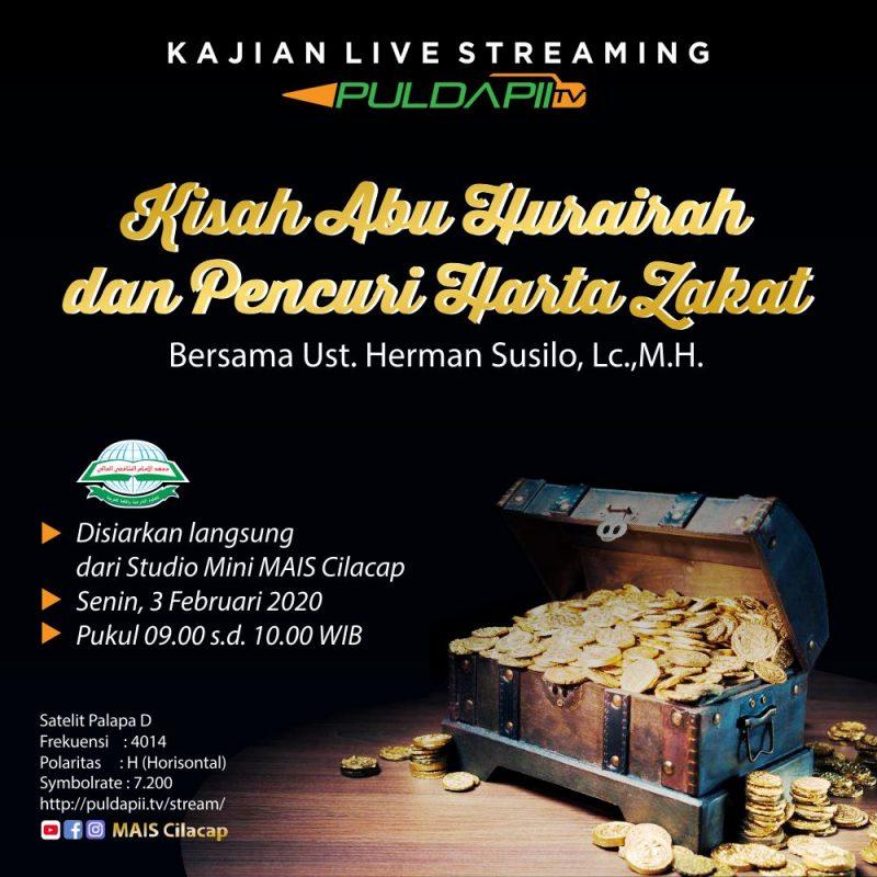 MAIS Cilacap bekerja sama dengan Channel TV Islam