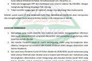 Prosedur Pengambilan Berkas Ijazah MAIS dan Berkas Lainnya