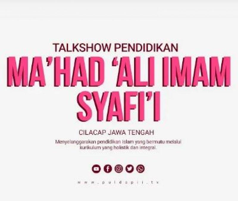 Talkshow Pendidikan MAIS di Puldapii TV