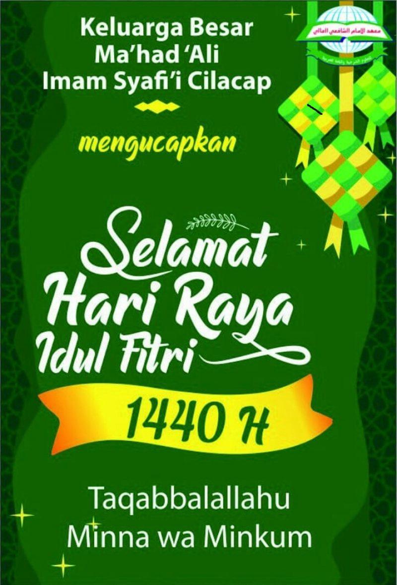 Aktivitas Ramadhan dan Idul Fitri 1440 H