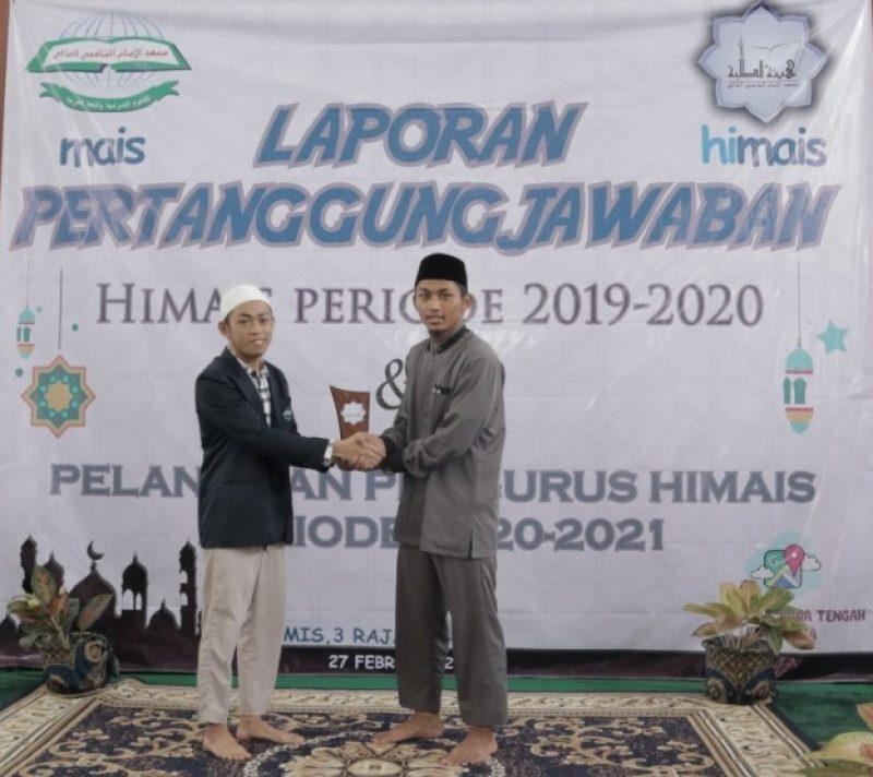 Laporan Pertanggungjawaban HIMAIS Tahun Akademik 2019/2020