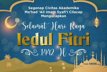 Selamat Hari Raya Iedul Fitri 1442 H