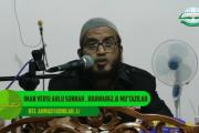 Persamaan & Perbedaan Iman Versi Ahlu Sunnah, Khawarij & Mu'tazilah